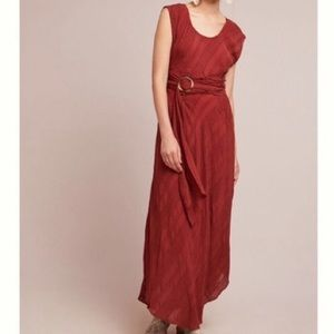 Anthropologie Moulinette Souers Guinevere Dress